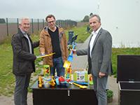 Hilfe für die Menschen im Zündorfer Flüchtlingsheim