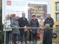 Projekt 2018 - Geschwindigkeitsanzeige, aktuell in Zündorf (auf der Hauptstraße)